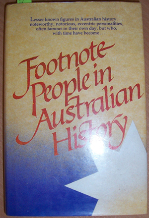 Image for Footnote People in Australian History