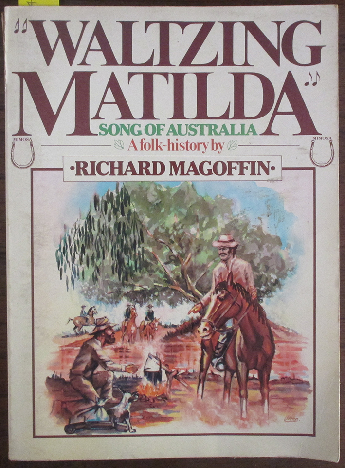 Image for Waltzing Matilda: Song of Australia - A Folk History