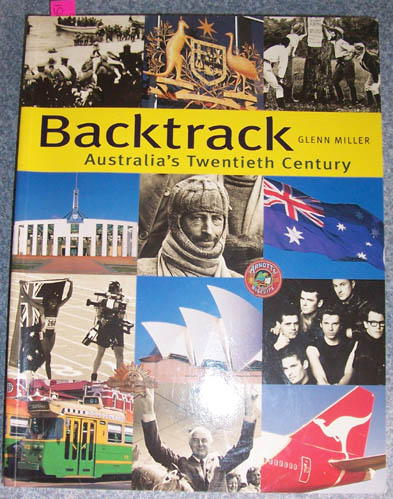 Image for Backtrack: Australia's Twentieth Century