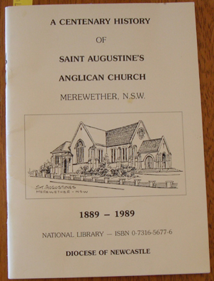 Image for Centenary History of Saint Augustine's Anglican Church, A
