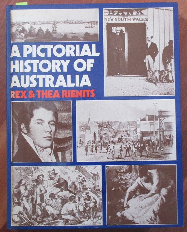 Image for Pictorial History of Australia, A