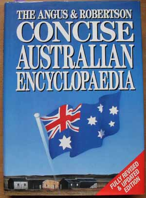 Image for Angus & Robertson Concise Australian Encyclopedia