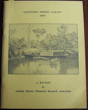 Image for Gosford Model Farms 1885