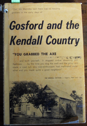 Image for Gosford and the Kendall Country (Koolewong to Lisarow)
