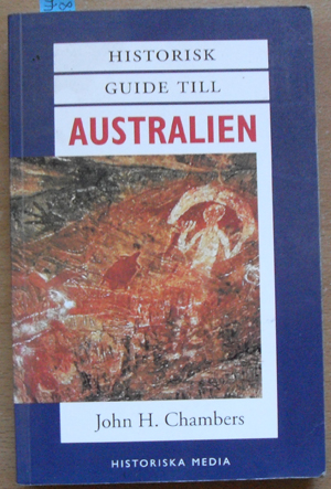 Image for Historisk Guide Till Australien (Written in Swedish)