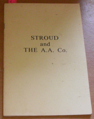 Image for Stroud and the A. A. Co.