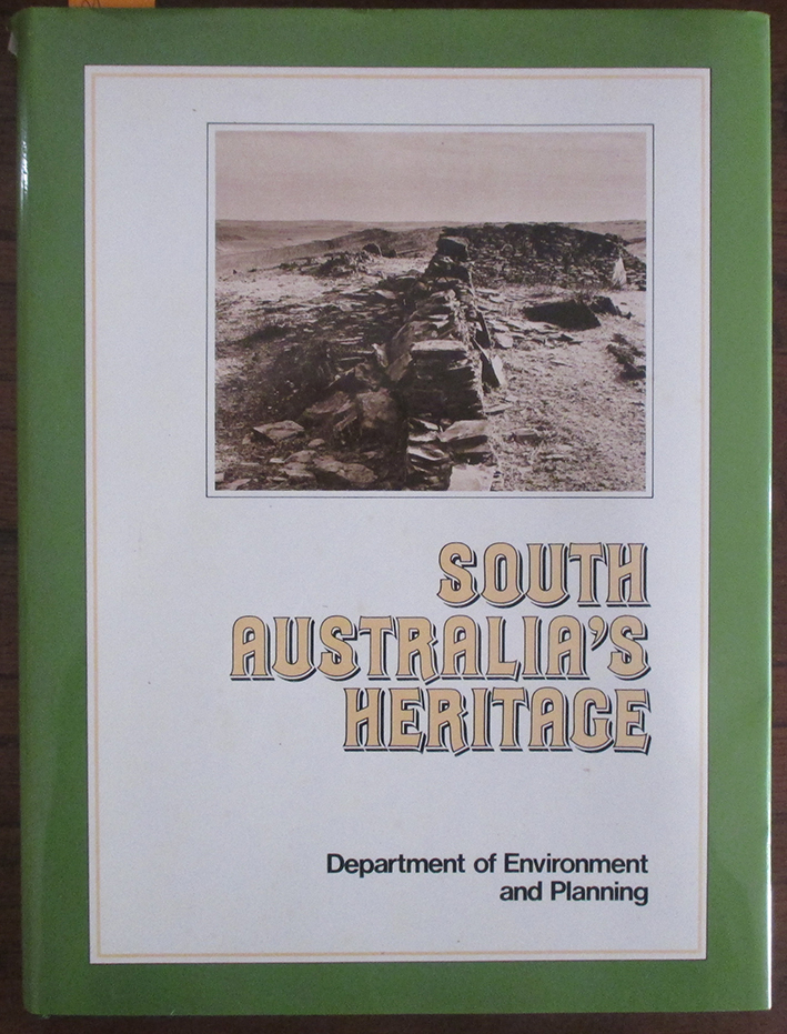 Image for South Australia's Heritage
