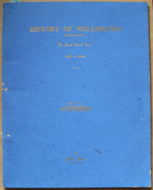 "Image for History of Wellington New South Wales - ""The Second Vale of Tempe"" - 1817-1900"