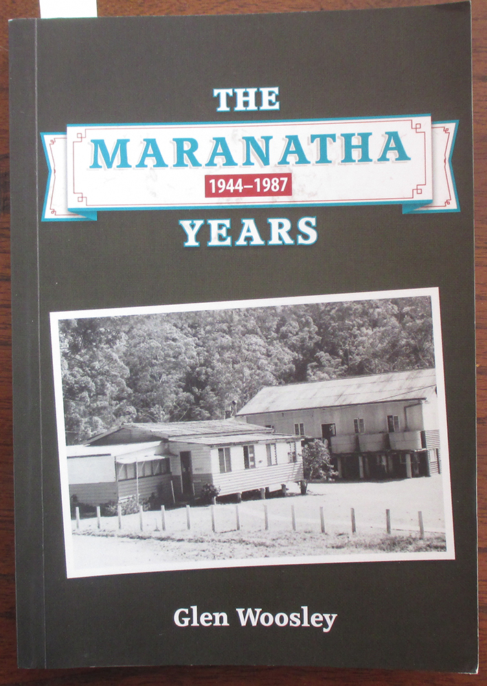 Image for Maranatha Years, The (1944-1987)