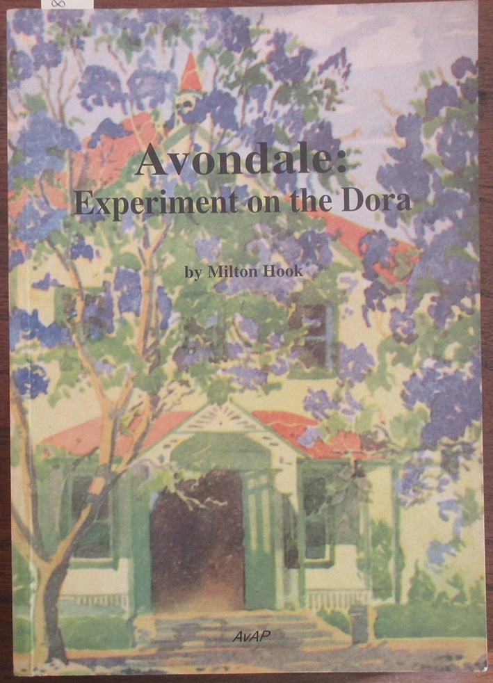 Image for Avondale: Experiment on the Dora