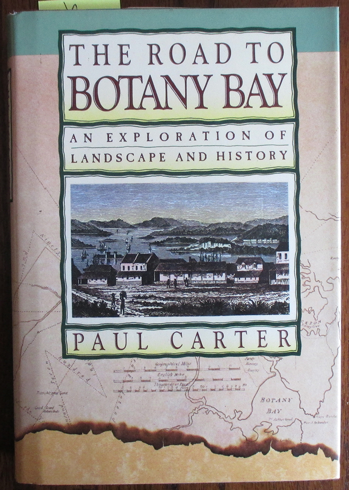 Image for Road to Botany Bay, The: An Exploration of Landscape and History