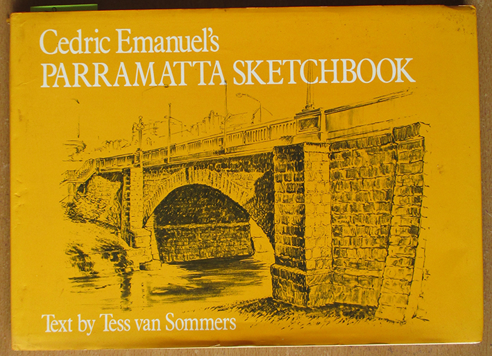 Image for Cedric Emanuel's Parramatta Sketchbook