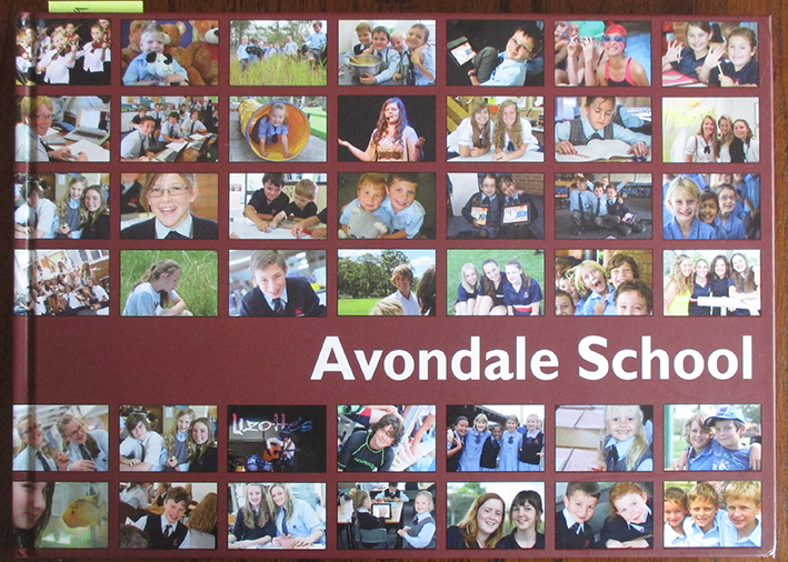 Image for Avondale School (2012 Yearbook)