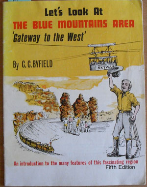 Image for Let's Look at The Blue Mountains Area - 'Gateway to the West'