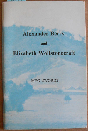 Image for Alexander Berry and Elizabeth Wollstonecraft
