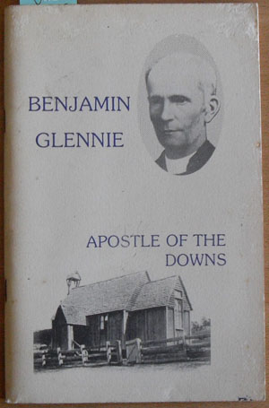 Image for Benjamin Glennie: Apostle of the Downs