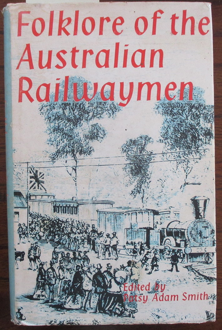 Image for Folklore of the Australian Railwaymen