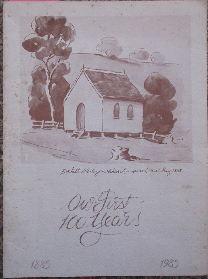 Image for Our First 100 Years: Bexhill Wesleyan Church (1885-1985)