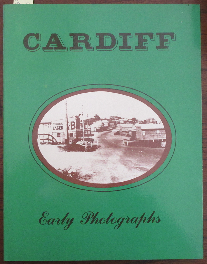 Image for Cardiff: Early Photographs