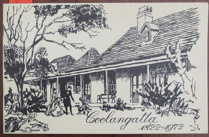 Image for Coolangatta 1822-1972