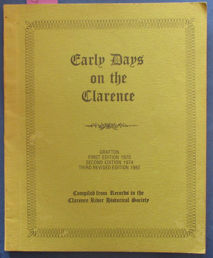 Image for Early Days on the Clarence