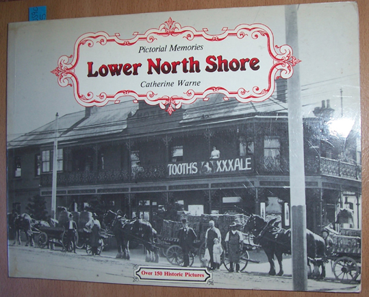 Image for Pictorial Memories: Lower North Shore