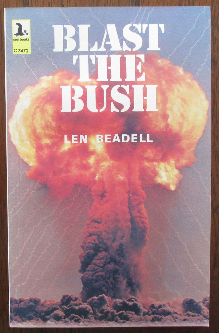 Image for Blast the Bush