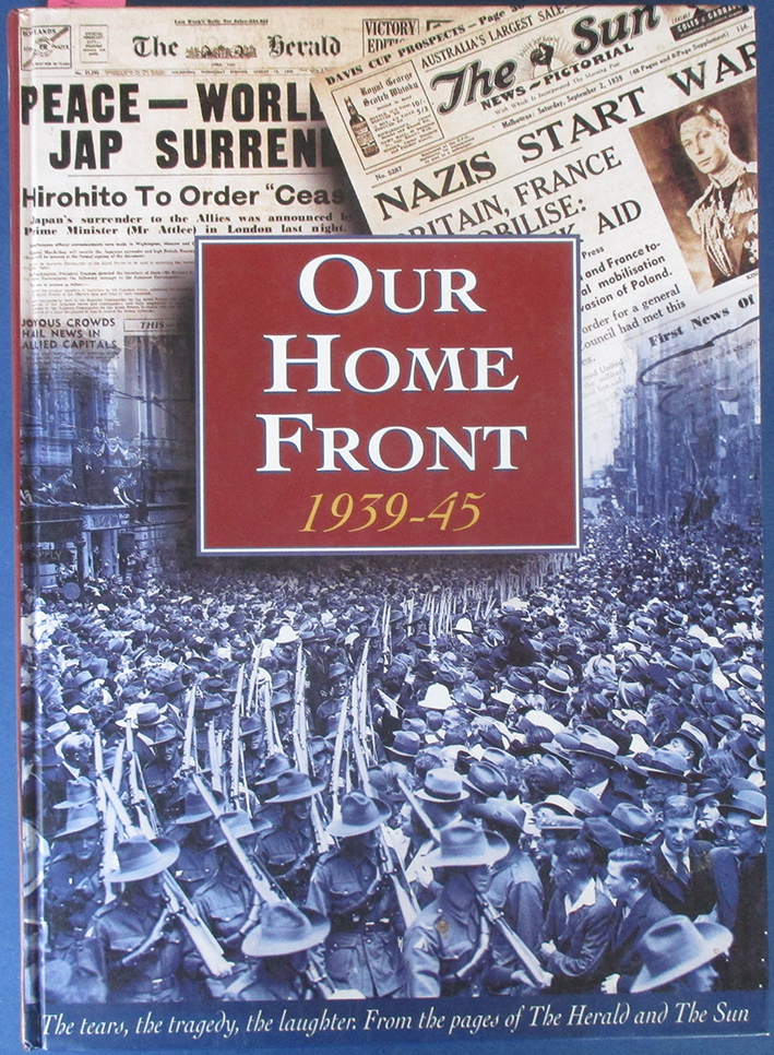 Image for Our Home Front 1939-45
