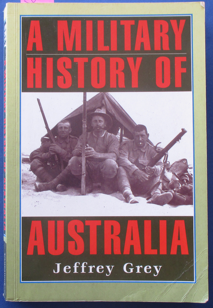 Image for Military History of Australia, The