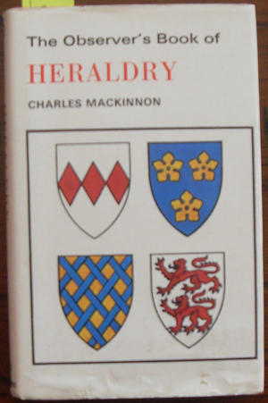 Image for Observer's Book of Heraldry, The