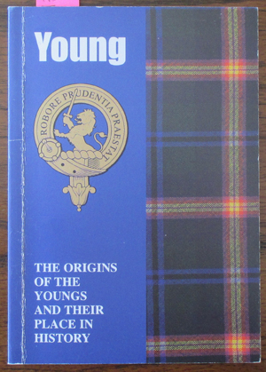 Image for Young: The Origins of the Youngs and Their Place in History