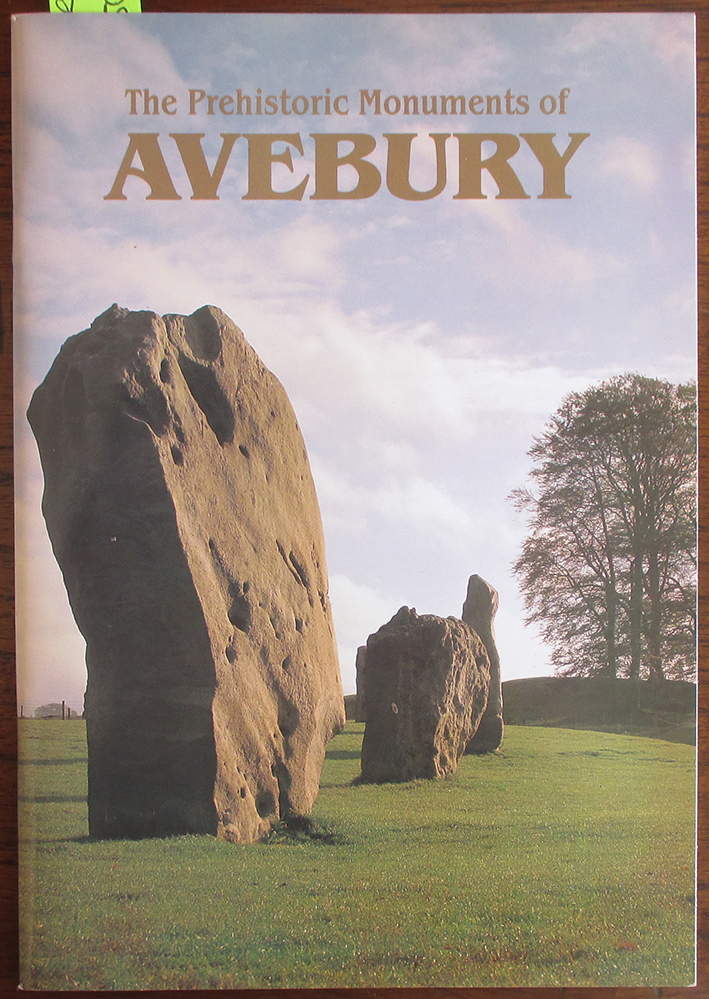 Image for Prehistoric Monuments of Avebury, The