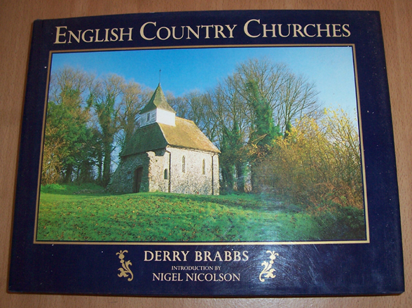 Image for English Country Churches