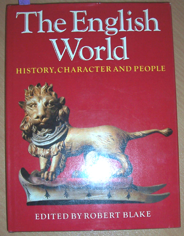 Image for English World, The: History, Character and People