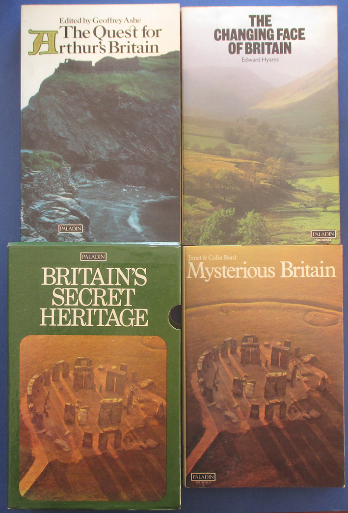Image for Britain's Secret Heritage: Mysterious Britain (#1); The Quest for Arthur's Britain (#2); and The Changing Face of Britain (#3) - All 3 Volumes Presented in Slipcase