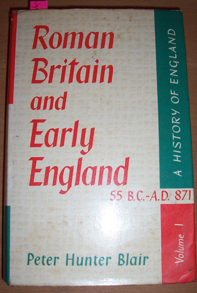 Image for Roman Britain and Early England 55 B.C- A.D 871: A History of England (Volume 1)