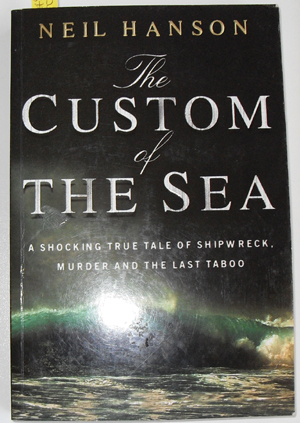 Image for Custom of the Sea, The