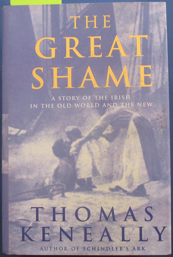 Image for Great Shame, The: A Story of the Irish in the Old World and the New