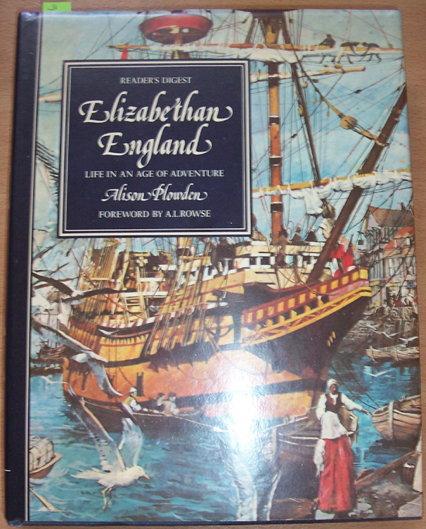 Image for Elizabethan England: Life in An Age of Adventure (Reader's Digest)