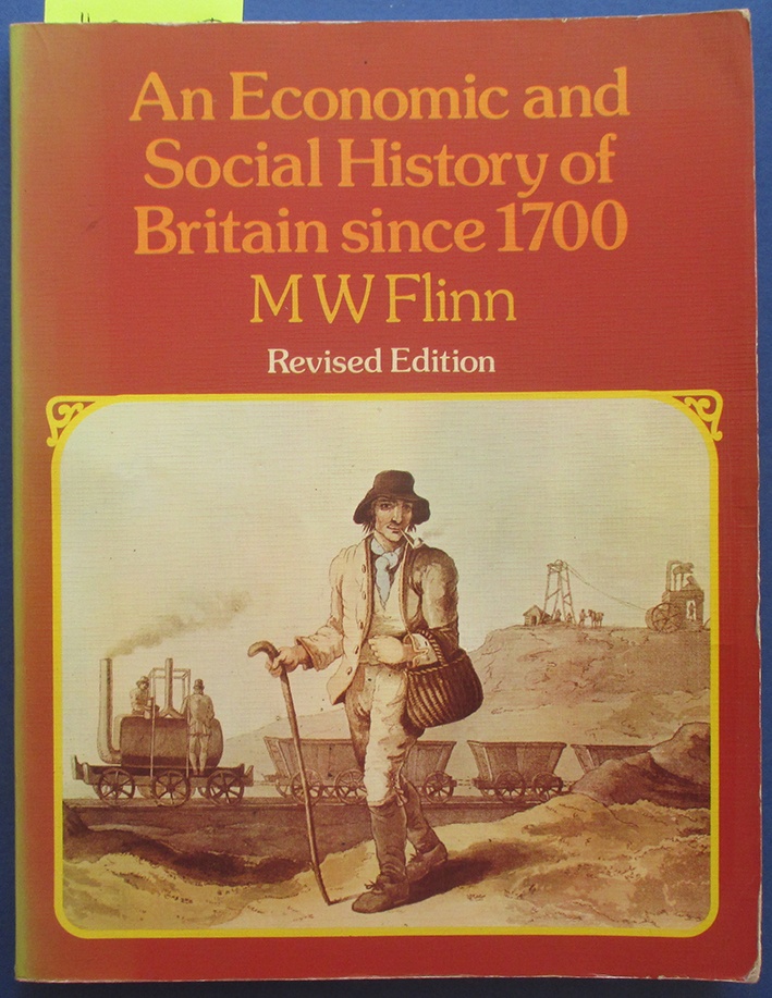 Image for An Economic and Social History of Britain Since 1700