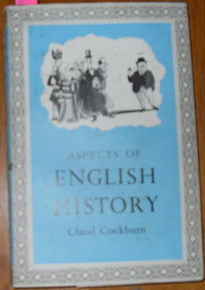 Image for Aspects of English History