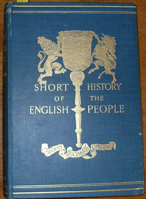 Image for Short History of the English People: Vol IV