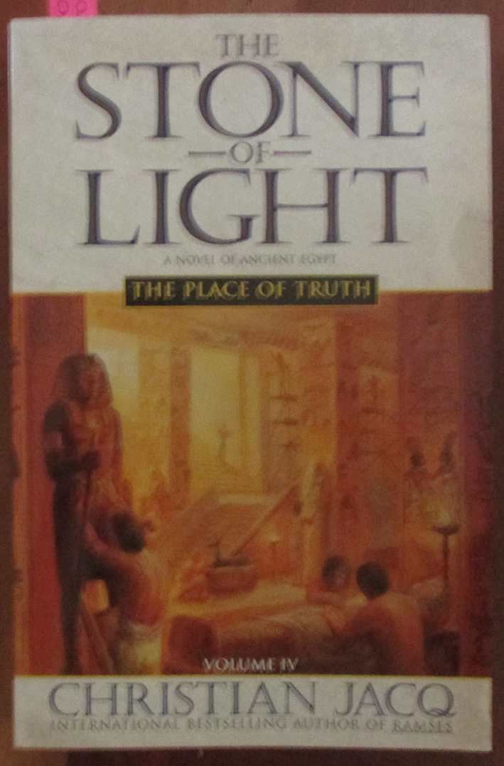 Image for Place of Truth, The: The Stone of Light (#4)