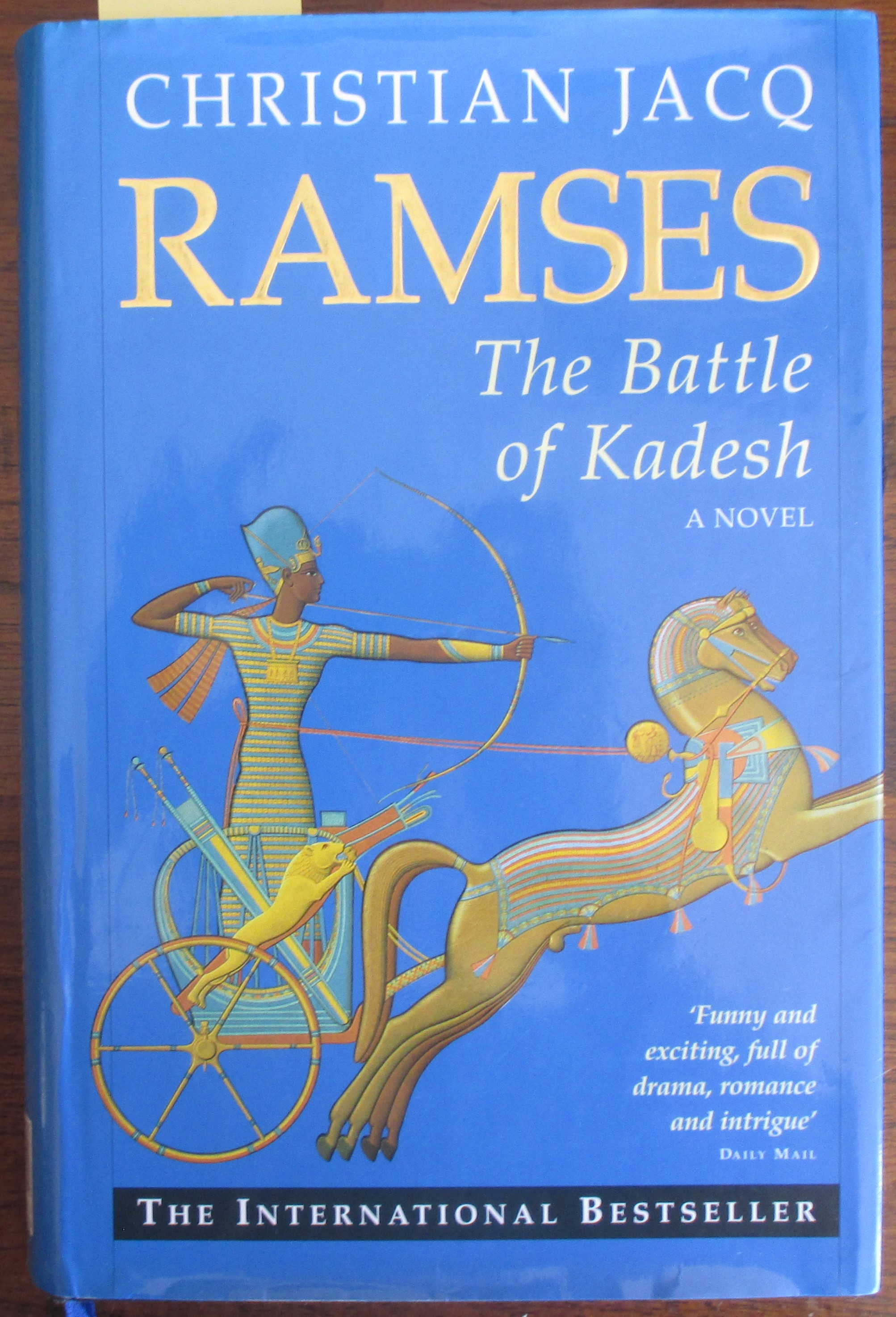 Image for Ramses: The Battle of Kadesh (#3)