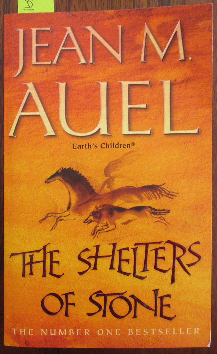 Image for Shelters of Stone, The: Earth's Children (#5)