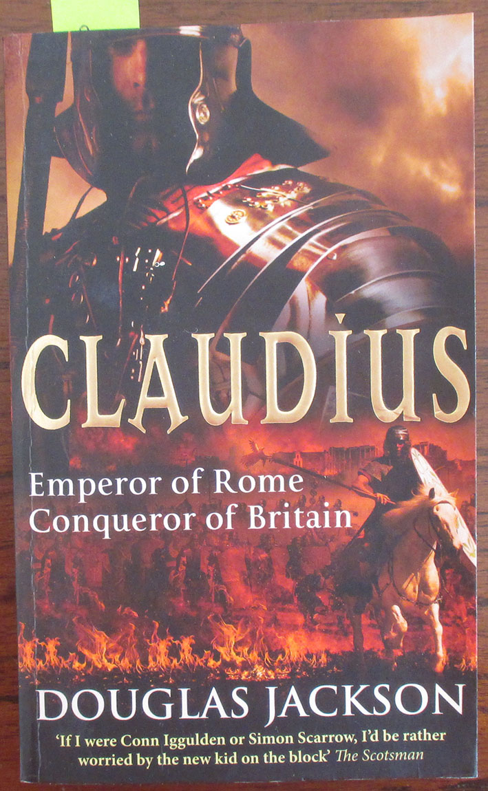 Image for Claudius: Emperor of Rome, Conqueror of Britain