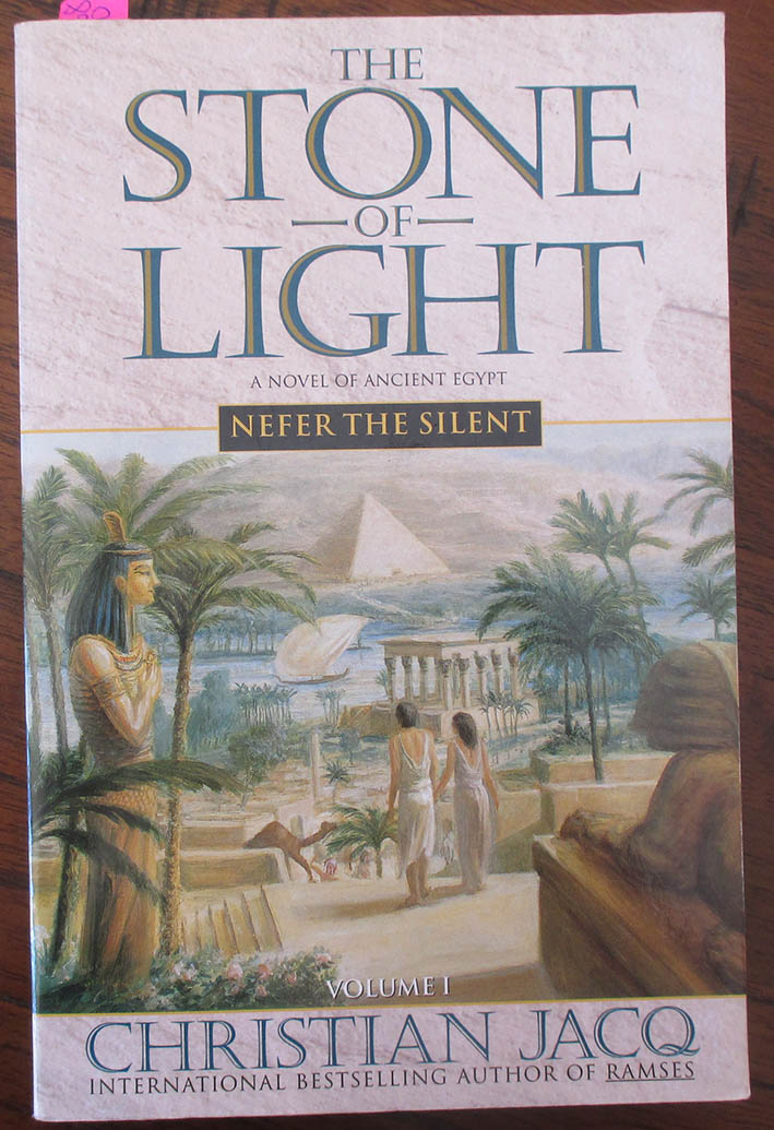 Image for Nefer the Silent: The Stone of Light (#1)