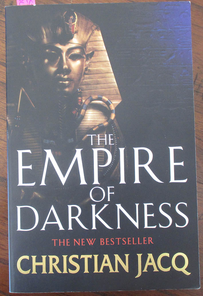 Image for Empire of Darkness, The: The Queen of Freedom Trilogy (#1)