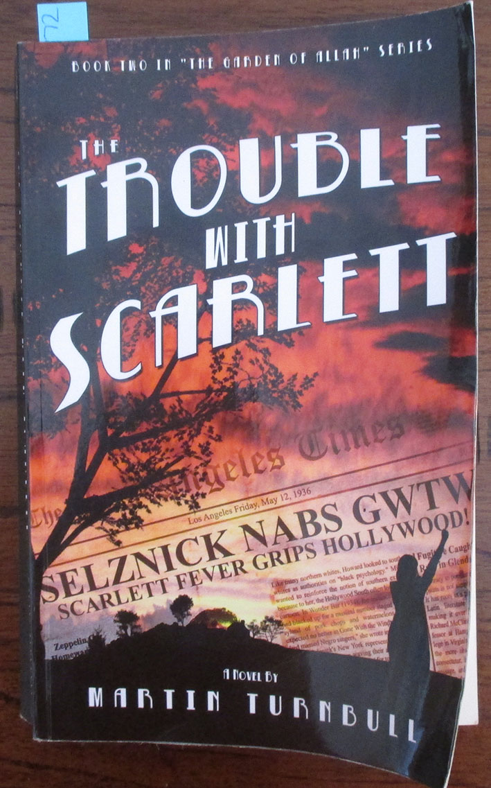 Image for Trouble With Scarlett, The: The Garden of Allah (#2)