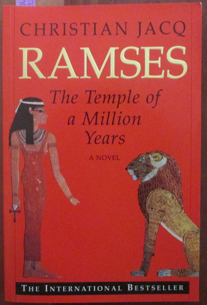 Image for Ramses: The Temple of a Million Years